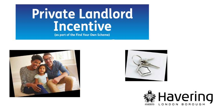 Private Landlord Incentive - Find Your Own Scheme